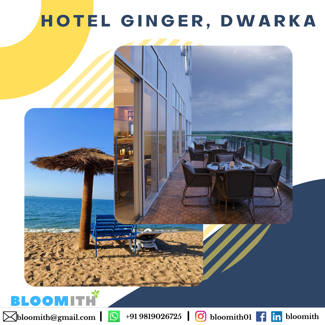 Hotel Booking in Dwarka Gujarat and the top 5 must-see beautiful beaches in Gujrat.
