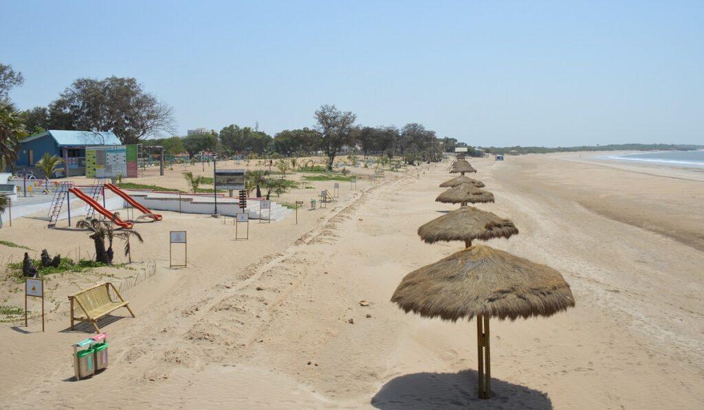 Beach Resort in Dwarka Gujarat